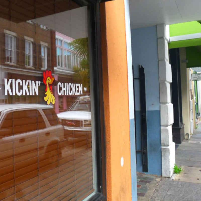 Locations The Kickin Chicken