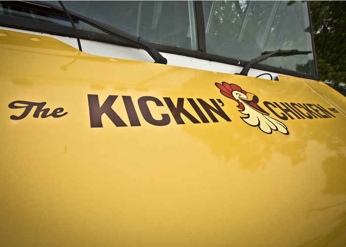 Food Truck The Kickin Chicken
